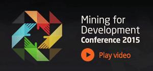 Mining for Development Conferecne 2015 Video